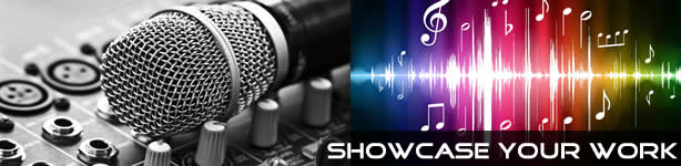 Showcase your music talent by sharing your work here